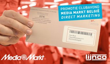 Succesvolle direct marketing voor MediaMarkt België